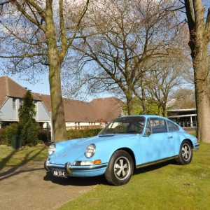 Auto van Jan